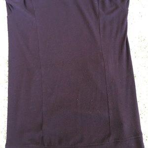 aerie Tops - Aerie Burgundy love leggings tunic XS cowl neck